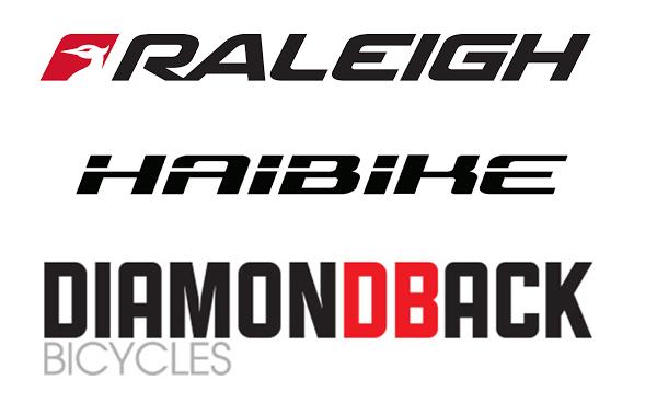 raleigh haibike diamondback bicycles bike brands
